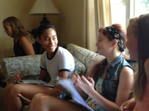getting what you want girls leadership workshops