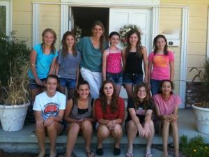 girls summer day camp
