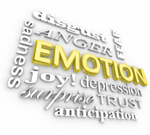 emotions anger depression joy
