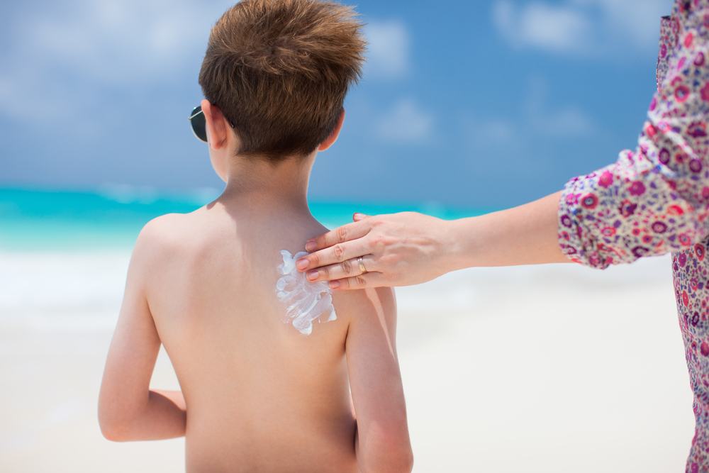 power struggle over sunscreen